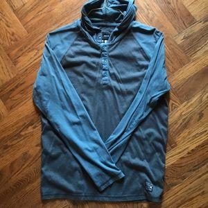 Men's RVCA Long Sleeve Button Down